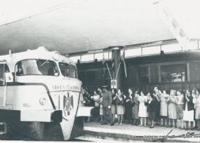 Tren inuagural